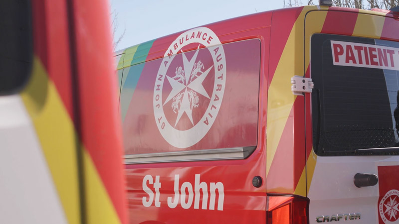 St John Ambulance Event Coverage Ballarat