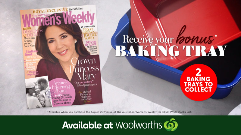 The Australian Womens Weekly August 2019 TV Commercial