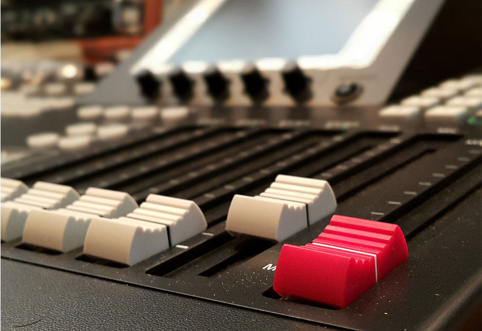 Video Production Audio Technician Or Sound Engineer